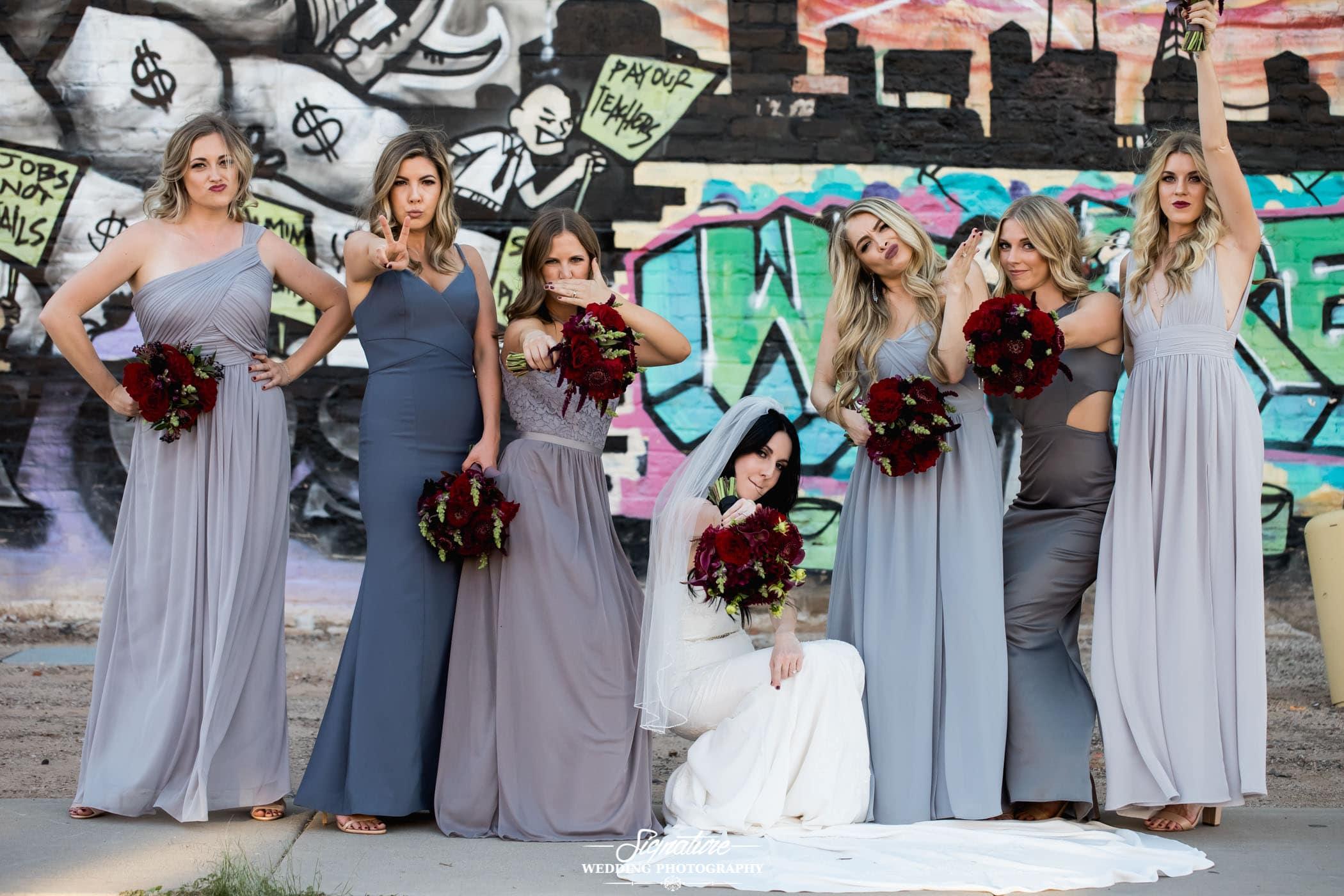 Abbey + Sean - The Croft Downtown - Wedding Blog