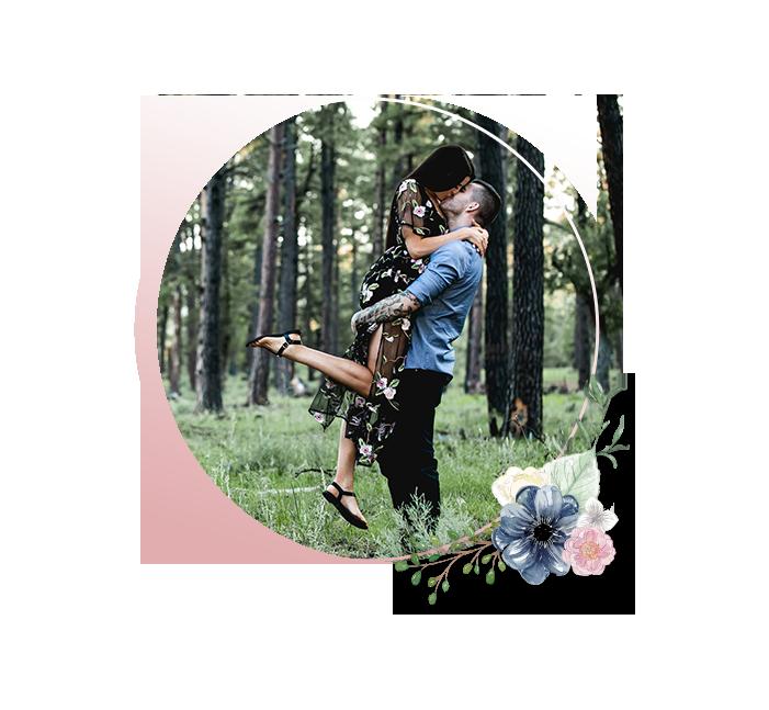 Phoenix Photographers Wedding Circle