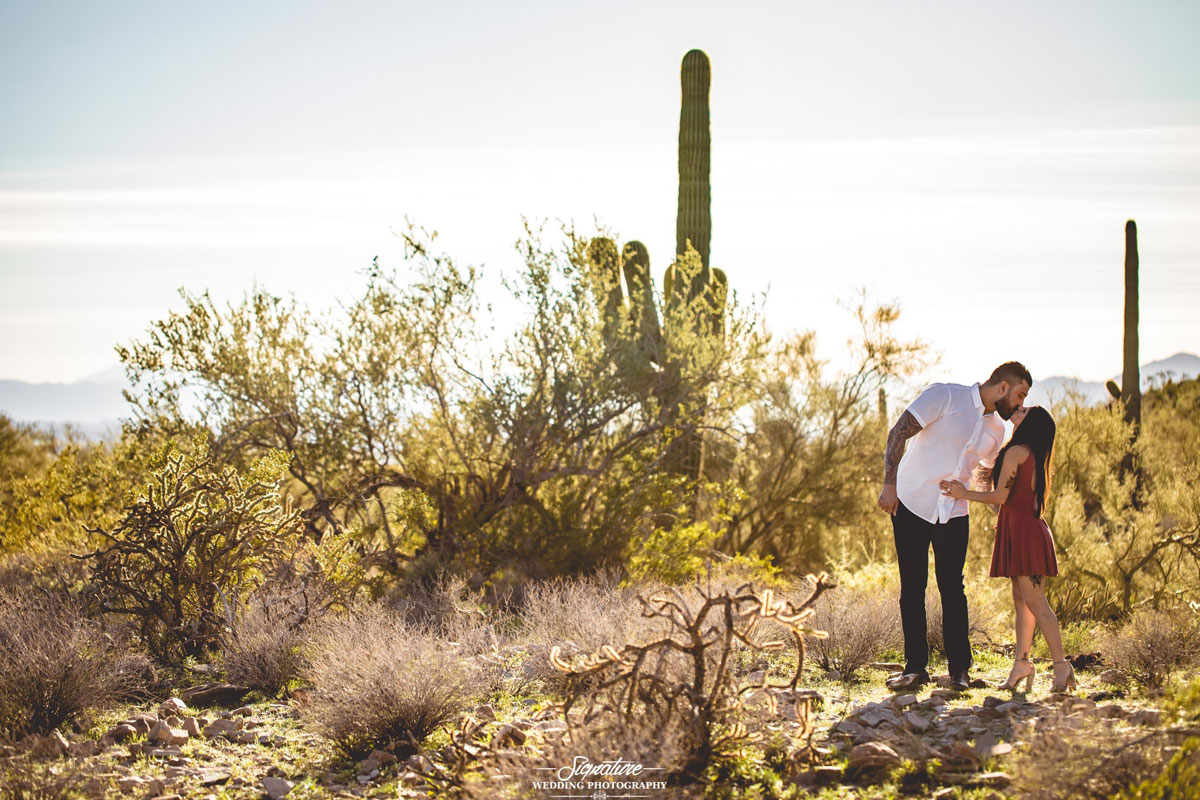 Engagement Photography Papago Park