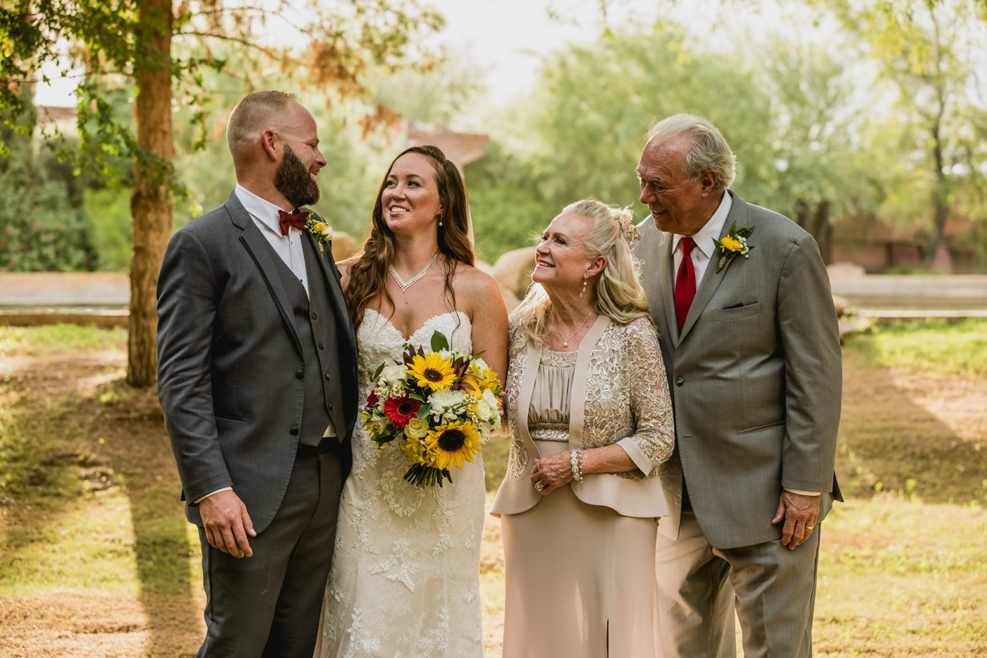 Kelsey and Brent Windmill Winery Wedding