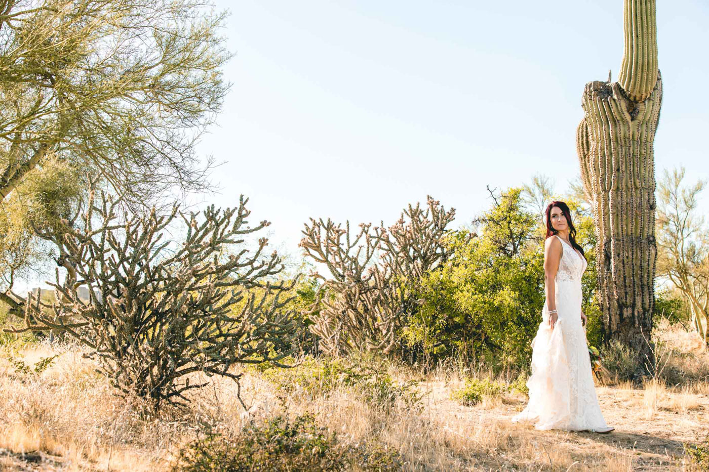 bride and bridesmaid photography 31