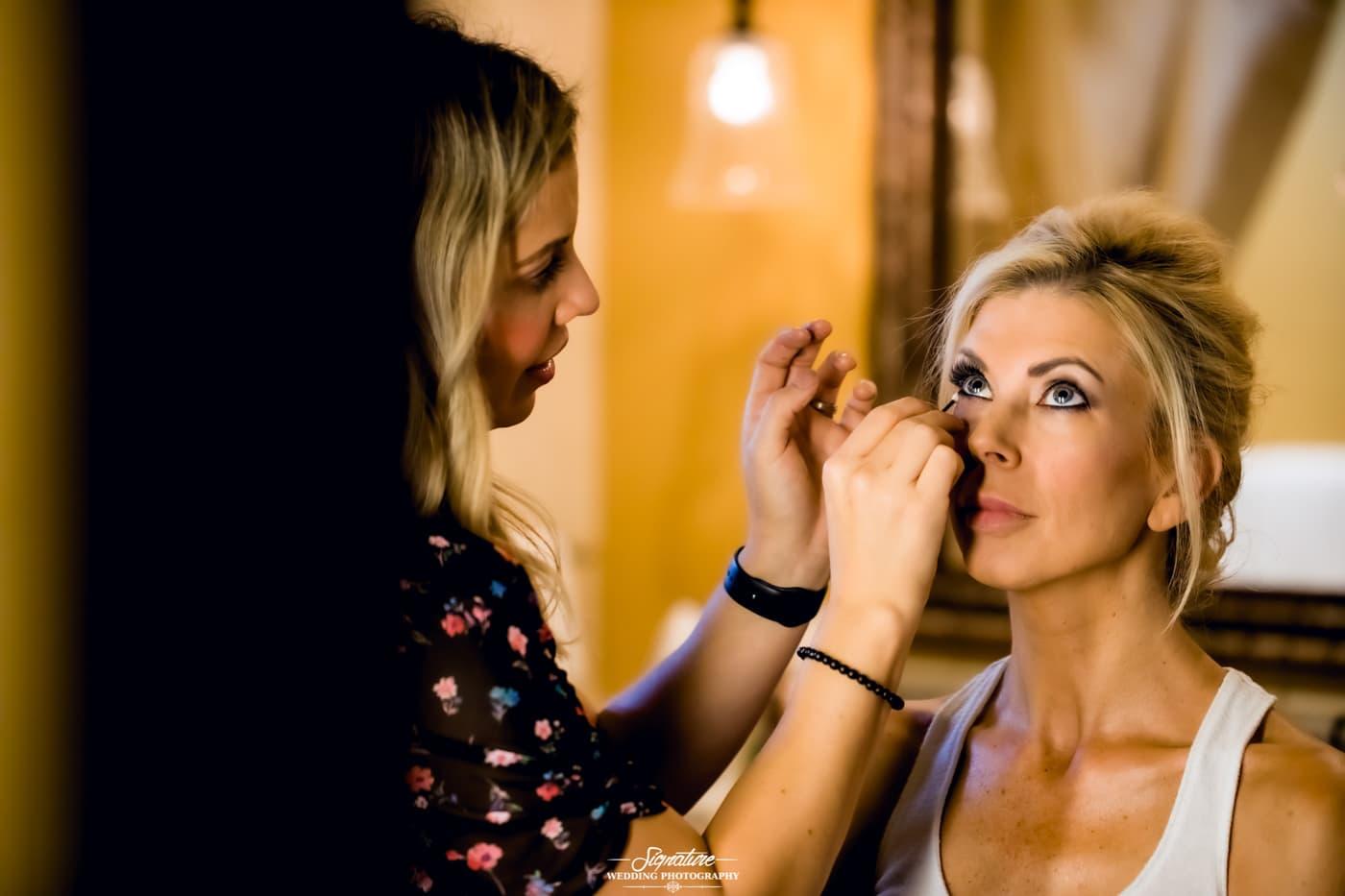 Bridal Hair and Makeup 4