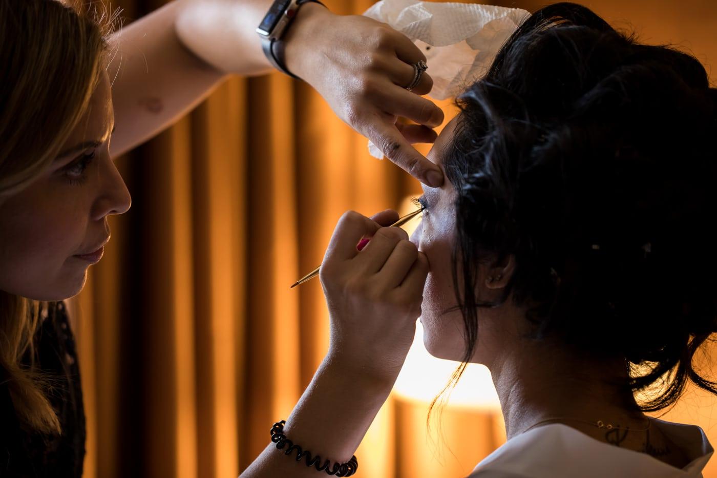 bridal hair and makeup 7