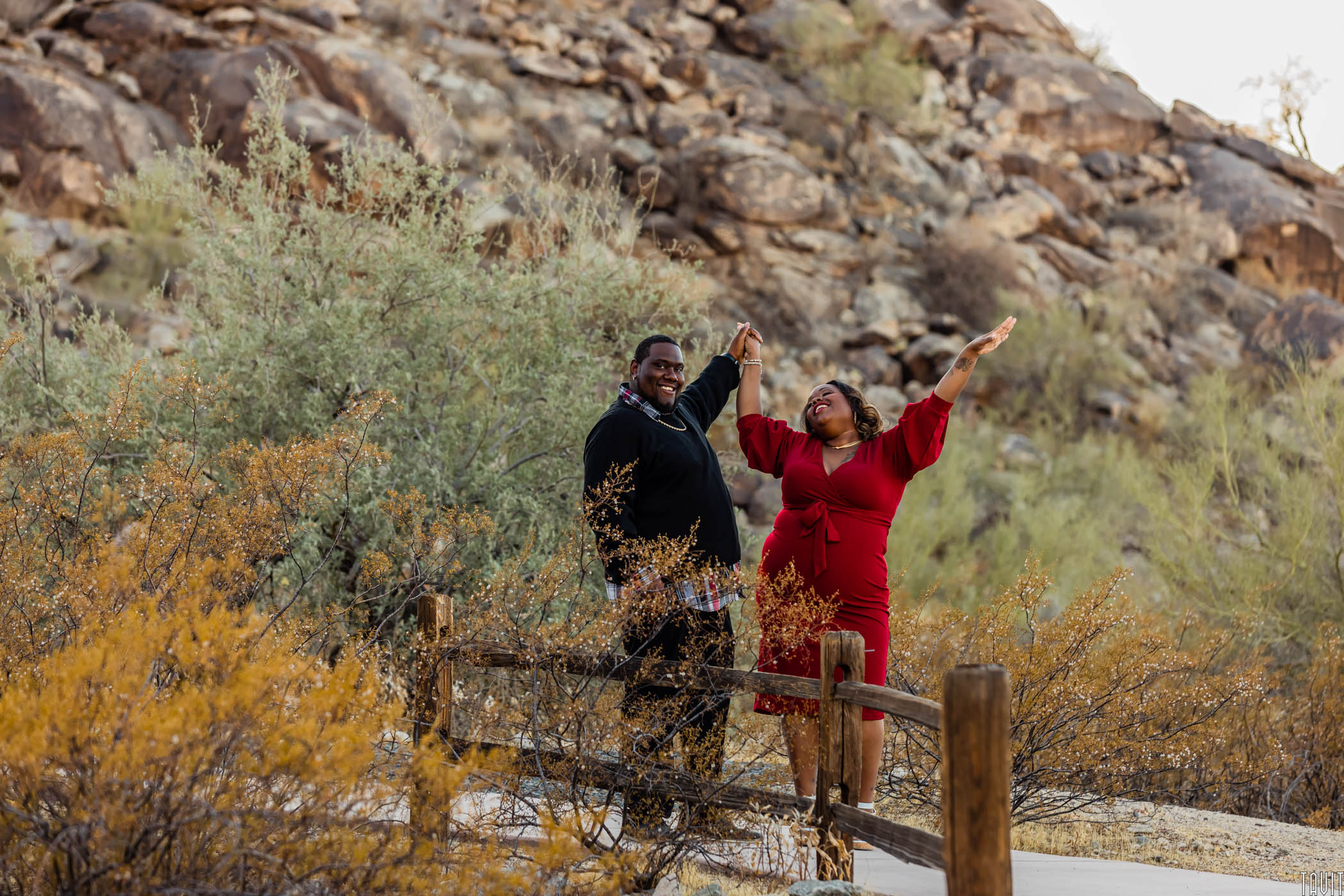 Desert Wedding Photo 7