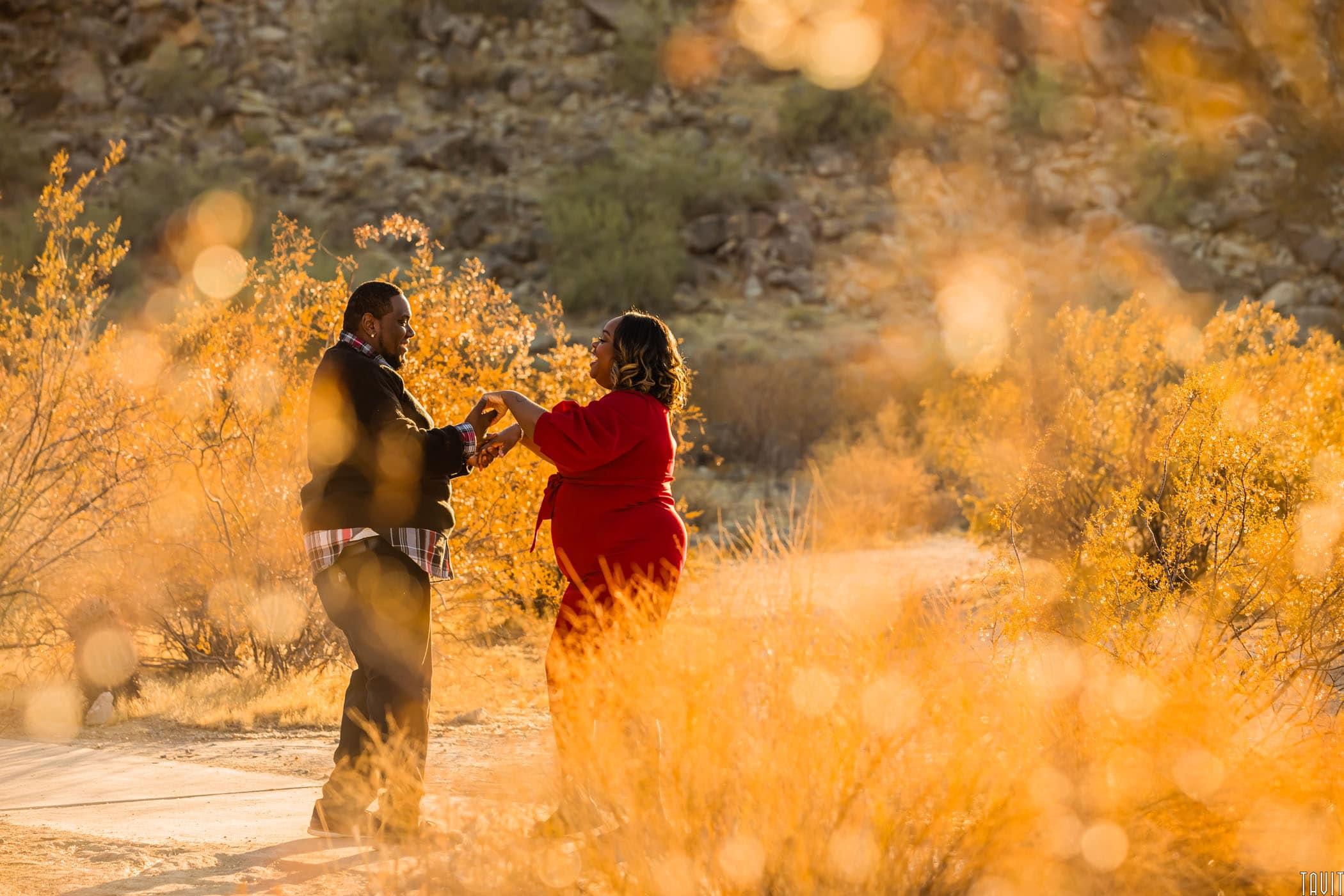 Desert Wedding Photo 6