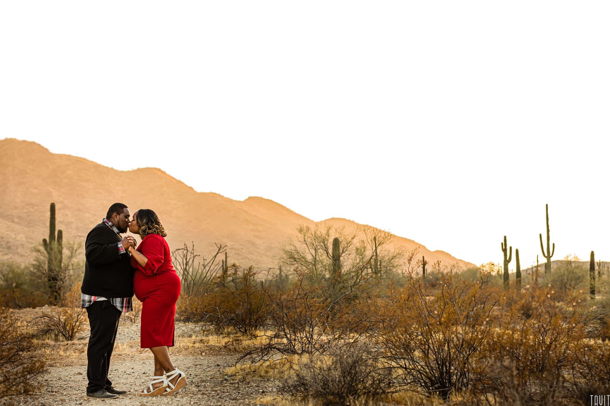 Desert Wedding Photo 1